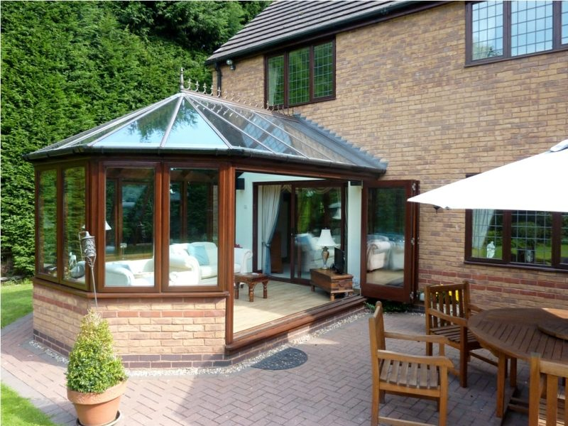 new conservatories birmingham