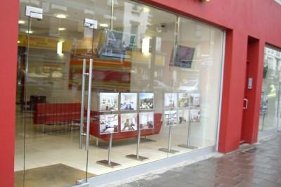 replacement glass shop front birmingham