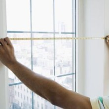 measuring for replacement glass