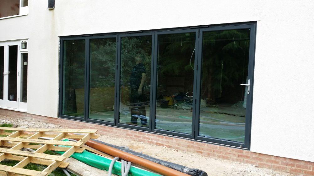 bi-fold-doors-birmingham & Beautiful Bi-Fold Doors in Birmingham | Bartley Glass and Windows