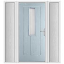Bartley Glass Composite Door Design Feature