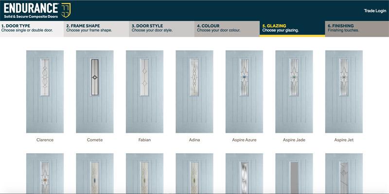 Bartley Glass Composite Door Design Glazing 5