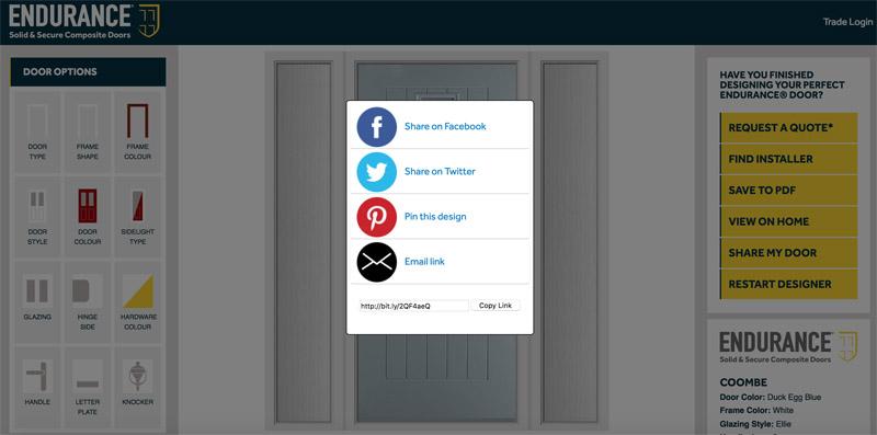 Bartley Glass Composite Door Design Share my Door 6